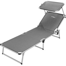 Brunner Malibu Camp Bed grey